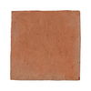 Solistone 5-Pack Handmade Terra Cotta Cuadradito Saltillo Indoor/Outdoor Floor Tile (Common: 6-in x 6-in; Actual: 6-in x 6-in)