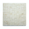 Solistone Post Modern 10-Pack Cassat Uniform Squares Mosaic Marble Wall Tile (Common: 12-in x 12-in; Actual: 12-in x 12-in)