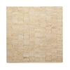 Solistone Post Modern 10-Pack Sisley Uniform Squares Mosaic Marble Wall Tile (Common: 12-in x 12-in; Actual: 12-in x 12-in)