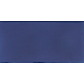 Solistone Hand-Painted 10-Pack Azul Ceramic Wall Tile (Common: 3-in x 6-in; Actual: 3-in x 6-in)