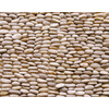 Solistone 15-Pack 4-in x 12-in Standing Decorative Pebbles Off White Natural Stone Wall Tile