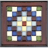 Solistone Hand-Painted 10-Pack Cuadros Ceramic Wall Tile (Common: 6-in x 6-in; Actual: 6-in x 6-in)