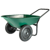 Marathon 5-cu ft Poly Wheelbarrow