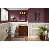 allen + roth Quartz Undermount Single Sink Bathroom Vanity Top (Common: 31-in x 22-in; Actual: 31-in x 22-in)