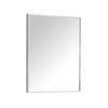 Avanity 18-in W x 28-in H Metal Rectangular Bathroom Mirror