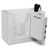 Endurance 39-in x 27-in White Rectangular Walk-In Bathtub with Left-Hand Drain