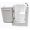 Endurance 38-in x 32-in White Rectangular Walk-In Bathtub with Right-Hand Drain