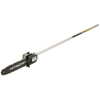 Hitachi Pole Saw Tool Pruner Attachment for String Trimmer