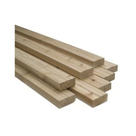 Top Choice Redwood Deck Board