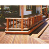 Top Choice Redwood Deck Board