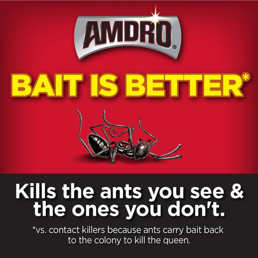 Amdro Ant Block 24 Oz Ant Killer In The Pesticides Department At Lowes Com