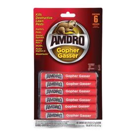 AMDRO 6-Pack 4.5-oz. Gasser