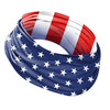 Mission USA Flag Polyester Cooling Towel