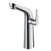 VIGO Vessel Chrome 1-Handle Single Hole WaterSense Bathroom Sink Faucet