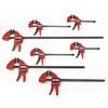 BORA 7-Piece Pistol Grip Clamp Set