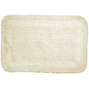 Moda at Home Serene 28-in x 18-in Natural Cotton Bath Rug
