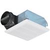 Utilitech 4-1/2 Sones 70-CFM White Bathroom Fan