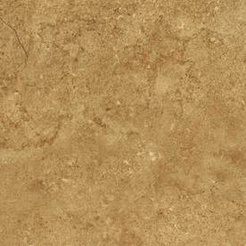 SnapStone 44-Pack Non-Interlocking Mocha Glazed Porcelain Floor Tile (Common: 6-in x 6-in; Actual: 5.74-in x 5.74-in)