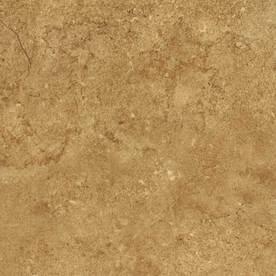 SnapStone 13-Pack Non-Interlocking Mocha Glazed Porcelain Floor Tile (Common: 12-in x 12-in; Actual: 11.74-in x 11.74-in)