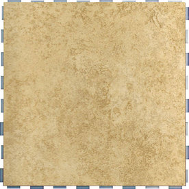 SnapStone 5-Pack 12-in x 12-in Interlocking Sand Glazed Porcelain Floor Tile
