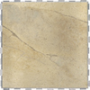 SnapStone 4-Pack 18-in x 18-in 18s Stucco Glazed Porcelain Floor Tile