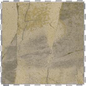 SnapStone 4-Pack Interlocking Bedrock Glazed Porcelain Floor Tile (Common: 18-in x 18-in; Actual: 18-in x 18-in)