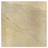 SnapStone 6-Pack 18-in x 18-in 18s Stucco Glazed Porcelain Floor Tile