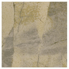 SnapStone Non-Interlocking 6-Pack Bedrock Porcelain Floor Tile (Common: 18-in x 18-in; Actual: 17.74-in x 17.74-in)