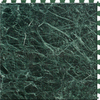 Perfection Floor Tile Marble 6-Piece 20-in x 20-in Green Floating Marble Luxury Vinyl Tile