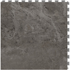 Perfection Floor Tile LVT 6-Piece 20-in x 20-in Gray Floating Travertine Luxury Vinyl Tile