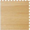 Perfection Floor Tile LVT 6-Piece 20-in x 20-in Birch Floating Wood Luxury Vinyl Tile