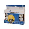 4-Pack Healthy CFL 9-Watt (40W) Spiral with Ionizer Medium Base Bright White CFL Bulbs ENERGY STAR