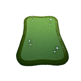 SYNLawn 18-ft x 12-ft Greenmaker Putting Green
