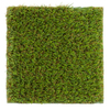 SYNLawn UltraLush Plus 6-in x 6-in Artificial Grass Sample