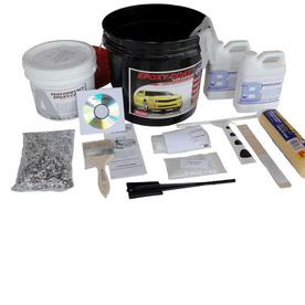 Epoxy-Coat 1.5-Gallon Interior High-Gloss Dark Blue Garage Floor Coating Kit