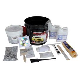 Epoxy-Coat Taupe High-Gloss Epoxy Garage Floor Epoxy (Actual Net Contents: 192-fl oz)