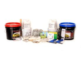 Epoxy-Coat Gray with Clear Coat High-Gloss Epoxy Garage Floor Epoxy (Actual Net Contents: 384-fl oz)