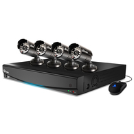 Swann 4 Camera 4 Channel Video Security System