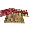 Holiday Living HOLIDAY PROMO Brown Rectangular Door Mat (Common: 18-in x 30-in; Actual: 17.6-in x 29.4-in)