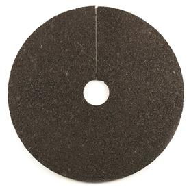 Rubberific 24-in Brown Recycled Rubber Mulch Tree Ring