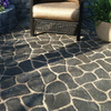 Brown/Charcoal Alameda Concrete Patio Stone (Common: 11-in x 13-in; Actual: 11.1-in x 13.3-in)