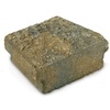 Tan/Charcoal Insignia Edging Stone (Common: 3-in x 9-in; Actual: 2.938-in H x 8.75-in L)
