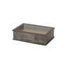 BathSense Gray Soap Dish