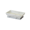 BathSense White Soap Dish