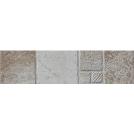 Shop floors 2000 toldeo beige glazed porcelain indoor outdoor bullnose tile common 3 in x 13 - Lowes in toledo ...