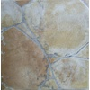 Style Selections 13-in x 13-in Red Glazed Porcelain Floor Tile