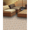 FLOORS 2000 5-Pack Agrega Beige Glazed Porcelain Indoor/Outdoor Floor Tile (Common: 18-in x 18-in; Actual: 17.75-in x 17.75-in)