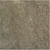FLOORS 2000 Rajasthan 7-Pack Black Porcelain Floor and Wall Tile (Common: 18-in x 18-in; Actual: 17.72-in x 17.72-in)