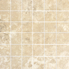 FLOORS 2000 Cometstone Snow Ball Uniform Squares Mosaic Porcelain Floor and Wall Tile (Common: 13-in x 13-in; Actual: 13.1-in x 13.1-in)