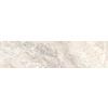 FLOORS 2000 Vitality Wind Grey Glazed Porcelain Indoor/Outdoor Bullnose Tile (Common: 3-in x 18-in; Actual: 3-in x 17.91-in)